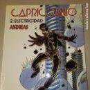 Cómics: CAPRICORNIO 2. EL OBJETO. Lote 110412703