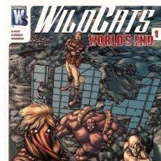 Cómics: WILDCATS WORLD'S END 1 -CHRISTOS CAGE, NEIL GOOGE Y PETE ÇWOODS. Lote 110435591
