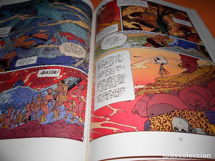 Cómics: ANIBAL CINCO. JODOROWSKY & BESS. DOS TOMOS EN BUEN ESTADO. - Foto 4 - 110451059