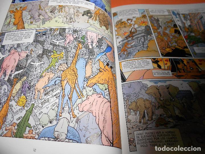 Cómics: ANIBAL CINCO. JODOROWSKY & BESS. DOS TOMOS EN BUEN ESTADO. - Foto 5 - 110451059