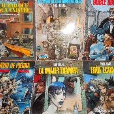 Cómics: ENKI BILAL . 6 VOLUMENES RUSTICA . MUY BUEN ESTADO.. Lote 110579899