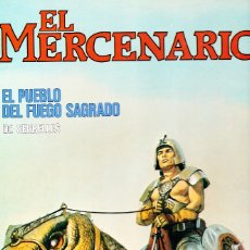Cómics: EL MERCENARIO 1 Y 5. VICENTE SEGRELLES. NORMA EDITORIAL. Lote 110583407