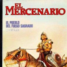 Cómics: EL MERCENARIO 01 A 05. DE VICENTE SEGRELLES. NORMA EDITORIAL. Lote 110584371