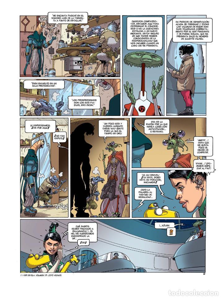 Cómics: Cómics. ESTELA 18. PSICOLOCAUSTO - Jean-David Morvan/Philippe Buchet - Foto 7 - 274572043