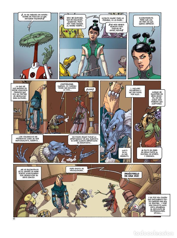 Cómics: Cómics. ESTELA 18. PSICOLOCAUSTO - Jean-David Morvan/Philippe Buchet - Foto 2 - 274572043