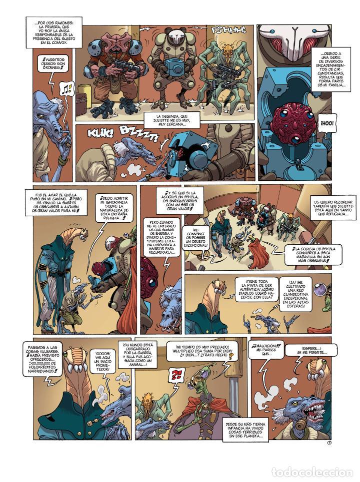 Cómics: Cómics. ESTELA 18. PSICOLOCAUSTO - Jean-David Morvan/Philippe Buchet - Foto 3 - 274572043