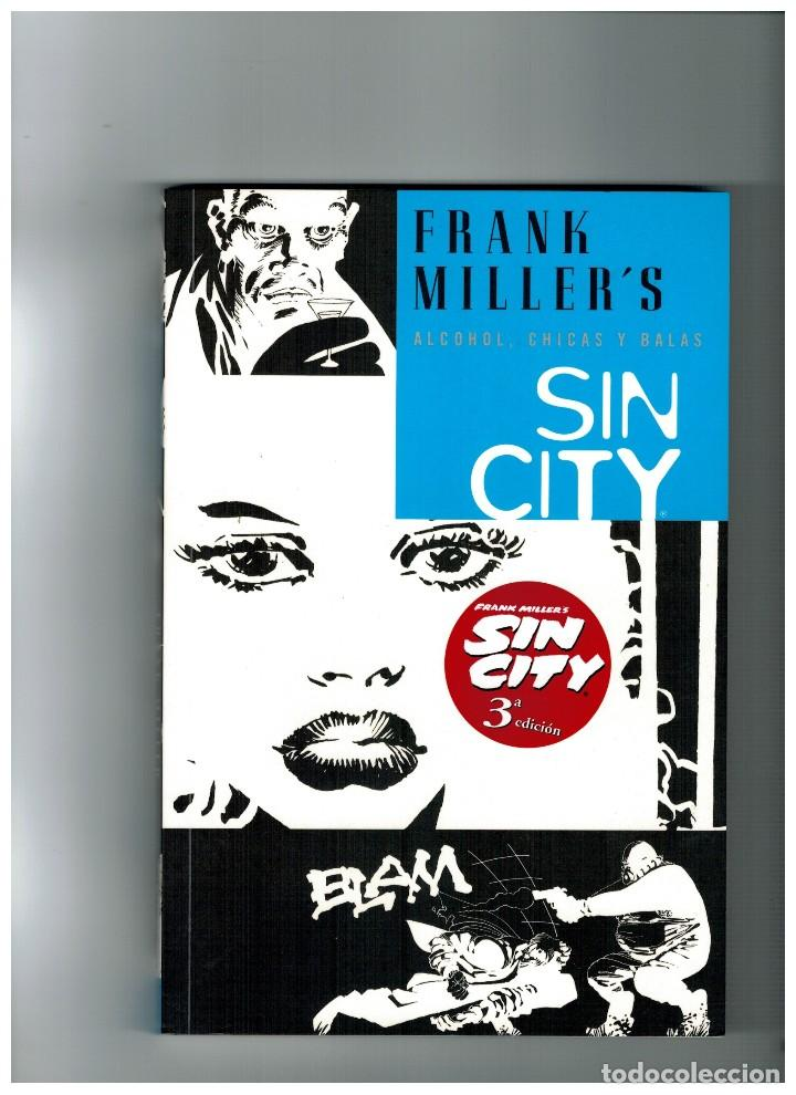 60b942ca96 Sin city -alcohol,chicas y balas- frank miller - Sold through Direct ...