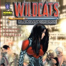 Cómics: WILDCATS: NÉMESIS -1 Y 2 COMPLETA -ROBBIE MORRISON·TALENT CALDWELL·HORACIO DOMINGUES. Lote 110851475