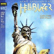 Cómics: JOHN CONSTANTINE HELLBLAZER. CONFESION Y LLAMAS DE CONDENA 1 Y 2. COMPLETAS. NORMA. Lote 110937271
