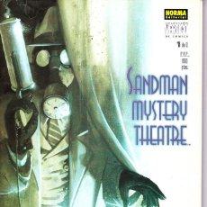 Cómics: SANDMAN MYSTERY THEATRE. 4 TOMOS COLECCIÓN VERTIGO DE NORMA.. Lote 110937467