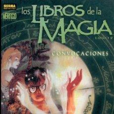 Comics: LIBROS DE LA MAGIA. TOMO 2. 224 PAGINAS. NORMA. RUSTICA.. Lote 206339951