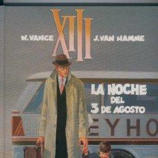Cómics: VAN HAMME. XIII 7.GRIJALBO. TAPA DURA. Lote 111102691