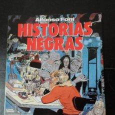 Cómics: COLECCION EL MURO Nº 1 - HISTORIAS NEGRAS - ALFONSO FONT - NORMA 1990. Lote 111110259