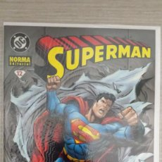 Cómics: SUPERMAN VOLUMEN 1 TOMO NÚMERO 12 RÚSTICA (NORMA). Lote 111112567