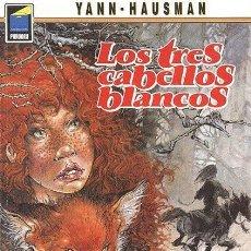 Comics : NORMA EDITORIAL. COL. PANDORA 44. LOS TRES CABELLOS BLANCOS. YANN . HAUSMAN. Lote 111437479