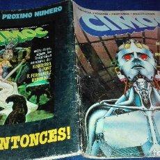 Cómics: CIMOC Nº7 CON ALFONSO FONT. Lote 111662411