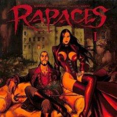 Cómics: RAPACES Nº 1 (DUFAUX / MARINI) CIMOC EXTRA COLOR 162 - NORMA - IMPECABLE - C05. Lote 111694271