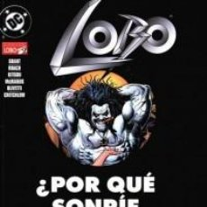 Comics: LOBO Nº 9 - NORMA - COMO NUEVO. Lote 111742451