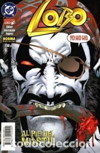 LOBO Nº 10 - NORMA - IMPECABLE - OFI15T (Tebeos y Comics - Norma - Comic USA)