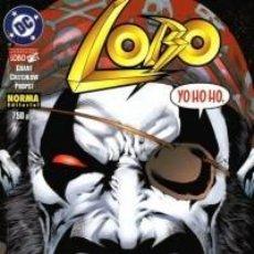 Cómics: LOBO Nº 10 - NORMA - IMPECABLE - OFI15T. Lote 111742471
