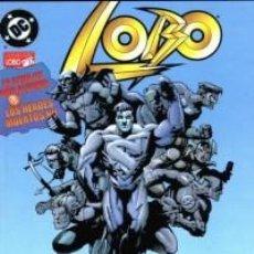 Cómics: LOBO Nº 17 - NORMA - IMPECABLE - OFI15T. Lote 111742495