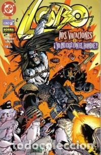 LOBO Nº 20 - NORMA - IMPECABLE - OFI15T (Tebeos y Comics - Norma - Comic USA)