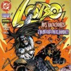 Cómics: LOBO Nº 20 - NORMA - IMPECABLE - OFI15T. Lote 111742511