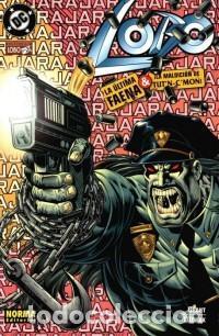 LOBO Nº 21 - NORMA - IMPECABLE - OFI15T (Tebeos y Comics - Norma - Comic USA)