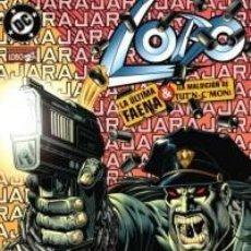 Cómics: LOBO Nº 21 - NORMA - IMPECABLE - OFI15T. Lote 111742519
