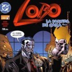 Cómics: LOBO Nº 18 - NORMA - IMPECABLE - OFI15T. Lote 111742543