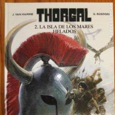 Cómics: THORGAL 2. LA ISLA DE LOS MARES HELADOS. Lote 111758303