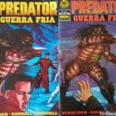 Cómics: PREDATOR GUERRA FRIA. Lote 111908268