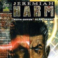 Comics - KEITH GIFFEN. ALAN GRANT. JEREMIAH HARM. NORMA RUSTICA. . COLECCION EL DIA DESPUES - 111962503