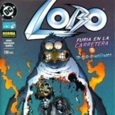 Cómics: LOBO Nº 16 - NORMA - IMPECABLE - OFI15T. Lote 112021935