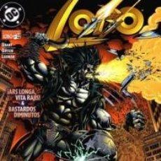 Cómics: LOBO Nº 22 - NORMA - IMPECABLE - OFI15T. Lote 112022391