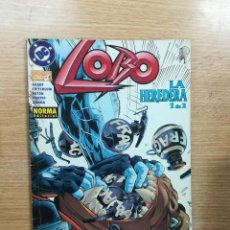 Cómics: LOBO #4. Lote 112047131