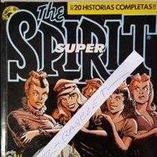 Cómics: THE SPIRIT SUPER -20 HISTORIAS COMPLETAS - NORMA EDITORIAL -. Lote 112136391