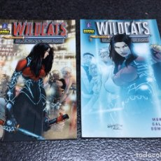 Cómics: WILDCATS NEMESIS, TOMOS 1 Y 2 /GUION: ROBBIE MORRISON -EDITA : NORMA. Lote 112246147