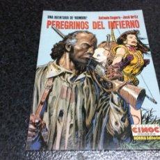 Cómics: PEREGRINOS DEL INFIERNO / ANTONIO SEGURA. JOSE ORTIZ. -ED. NORMA. Lote 112253003