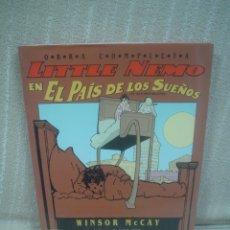 Cómics: LITTLE NEMO EN EL PAÍS DE LOS SUEÑOS VOLUMEN 2 - 1907-1908. Lote 112314051