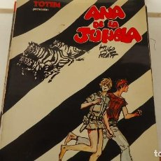 Cómics: ANA DE LA JUNGLA. Lote 112326831