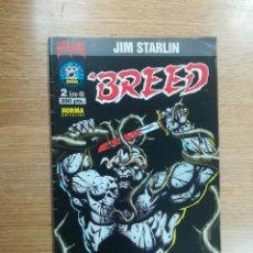 Cómics: BREED #2. Lote 112387487