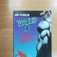 Cómics: BREED II #1. Lote 112387503