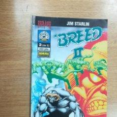 Cómics: BREED II #2. Lote 112387507