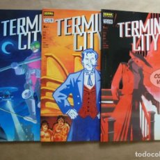 Comics - Terminal city 1 a 3 completa - Norma - JMV - 112548039