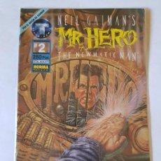 Cómics: NEIL GAIMAN'S MR. HERO THE NEWMATIC MAN Nº2. Lote 112555439