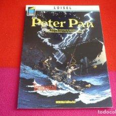 Cómics: PETER PAN 3 TEMPESTAD ( LOISEL ) ¡MUY BUEN ESTADO! NORMA PANDORA. Lote 112629779