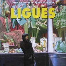 Comics: CABANES. LIGUES. NORMA. RUSTICA. 56 PAGINAS. Lote 278874068