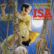 Cómics: NORMA COLECCIÓN ESTRA COLOR 44 **LOS PAJAROS DEL VIENTO, ISA ** BOURGEON. Lote 112720403