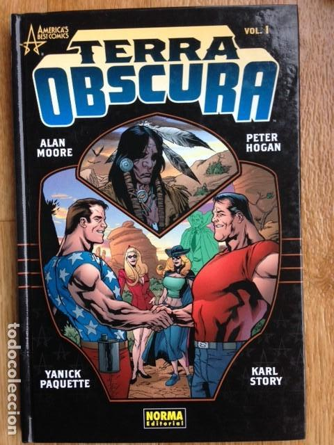 Americas Best Comics Terra Obscura Volumen 1 Comprar Comic Usa